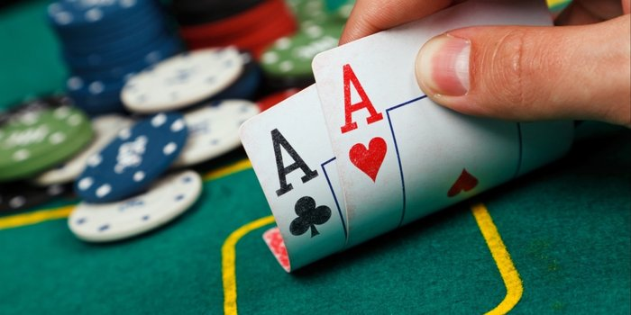 Poker gambling site