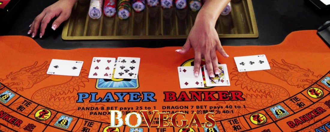 Learn how to play baccarat at online