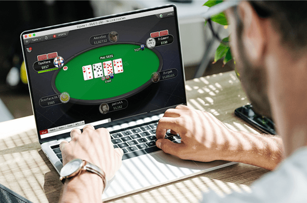 Online Gambling Website