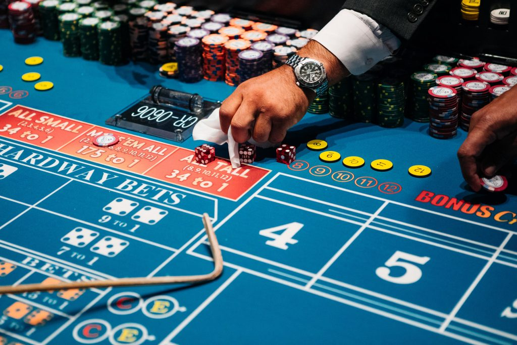 NBA Bet On Baccarat Strategy